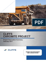 CliffsChromite Booklet