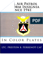 Civil Air Patrol Uniform Insignia Since 1941, 1st Edition