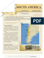 Chile Missions Trip Information Packet