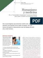 Humanismo y medicina-J.L.Tizón 2008