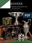 European Furniture & Decorative Arts featuring Silver | Skinner Auction 2566B