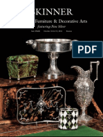 European Furniture & Decorative Arts featuring Silver | Skinner Auction 2566B