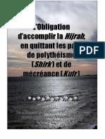 Obligation de Faire Hijra