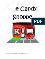 The Candy Shoppe Christmas Musical for Kids