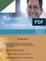 Manzana Insurance OM Group 4