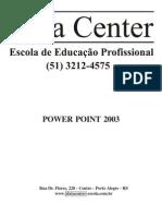 Power Point 2003 Apostila