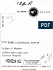 The World Magnetic Survey (1964)