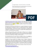 Columna de opinión Carlos Rodriguez DEF