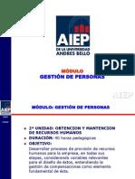 2ª UNIDAD - GESTION DE PERSONAS