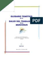 Diccionario Tematico de Salud Trabajador en Mercosur