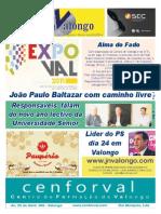 Jornal Novo Valongo Setembro 2011