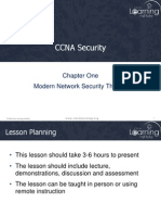 ccna security Chapter 1 Overview