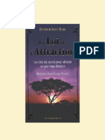 Loi de L'Attraction-Esther Hicks
