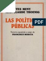 Politicas Publicas Meny i
