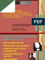 Liliana Herrera - Presentacion Congreso Internacional de Joyeria