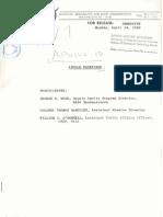 Apollo Briefings