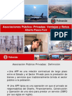 Asociaciones Público- Privadas, Ventajas y Retos - IF