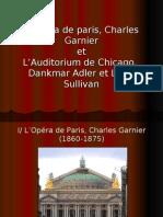 Charles Garnier Louis Sullivan