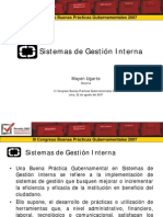 Sistemas de Gestión Interna - GP