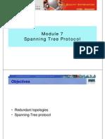 CCNA3 M7 Spanning-Tree Protocol