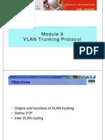 CCNA3 M9 VLAN Trunking Protocol