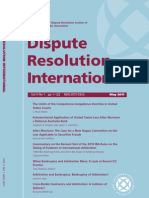 DRI Article - Extraterritorial Application of US Law After Morrison