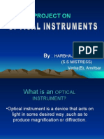 Optical Instruments