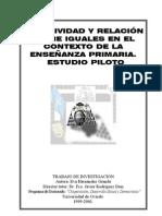 Hernandez Granda - Acoso Escolar - Agresividad Y Relacion en Primaria