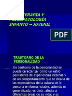 PRIMERA CLASE PSICOTERAPIA Y PSICOPATOLOGÍA INFANTO – JUVENIL (1)