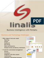 Seminaire Linalis BI Suite Oct 2007