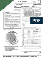 Geografia Ensino Fundamental 2010