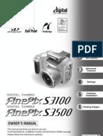 Manual Finepix s3100