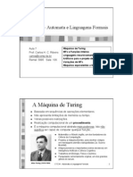 Linguagens recursivamente enumerveis