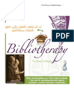 Bibliotherapy.. the Power of Words