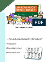Pedagogia Intercultural Tarea 1