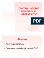 Presentacion Control Interno COSO