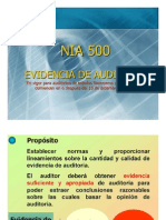 NIA 500