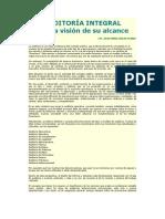 AuditorÍa Integral Nueva Vision