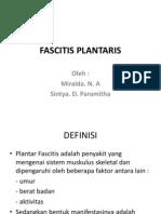 FASCITIS PLANTARIS