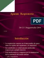 Clase Aparato Respiratorio Histología