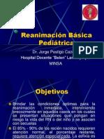 RCP BASICO PEDIATRICO
