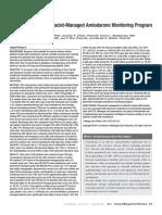 amiodarona programa farmacologico