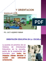 ORIENTACION EDUCATIVA _CUZCO