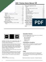 2009 GMC T-Series Manual en CA