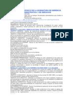 Libro de Gerencia Administrativa y de Servicios