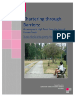 Chartering Through Barriers Final Report