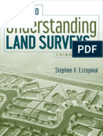 A Guide to Understanding Land Surveys (Third Edition)