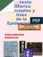 Introducción a Epidemiología