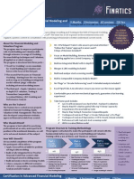 Advanced Financial Modeling Plus Merger & LBO Modeling %5BFinatics%5D