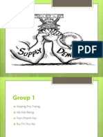 Supply and Demand_Group 1